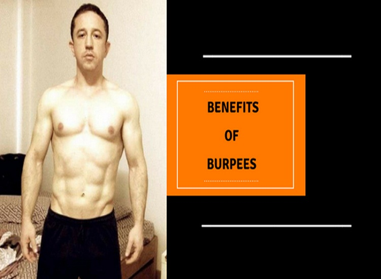 Burpee Indispensable for Your Work-out