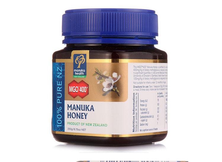 Natural Care Body Lotion With Manuka Honey